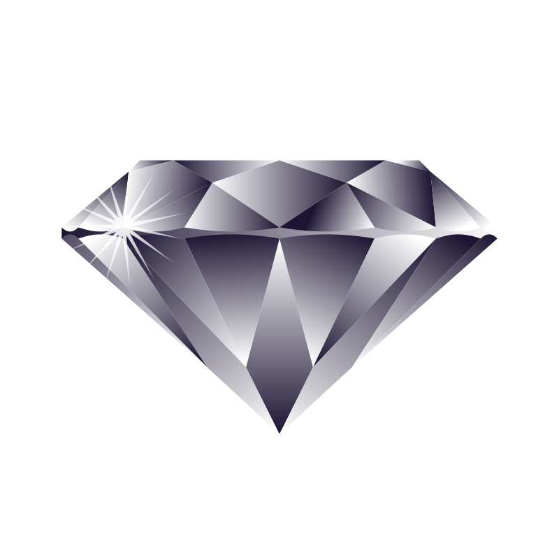 Diamond clipart png. Web icons