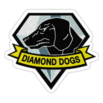Diamond dogs logo png. Elite army roblox