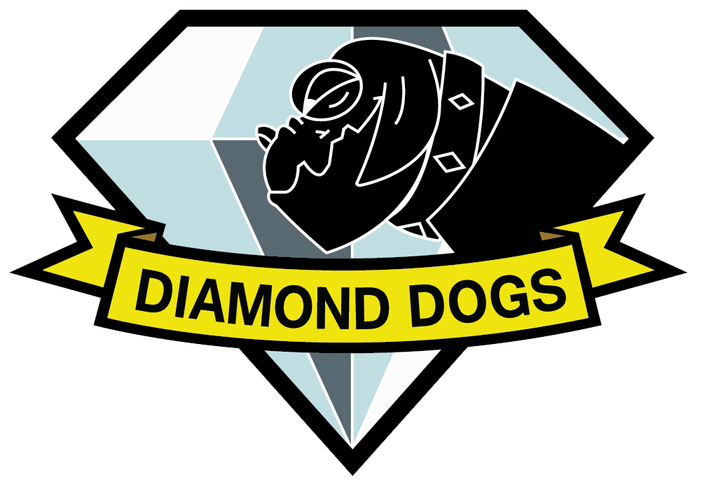 Diamond dogs png. Artist th anim