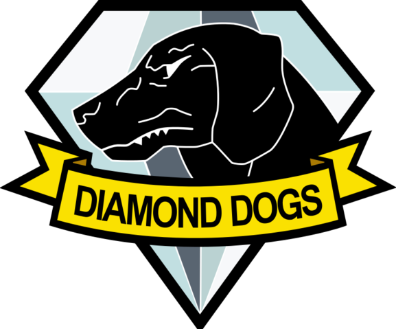Diamond dogs png. Image svg great multiverse