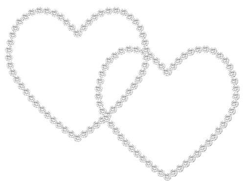 Diamond heart png. Hearts clipart gallery yopriceville