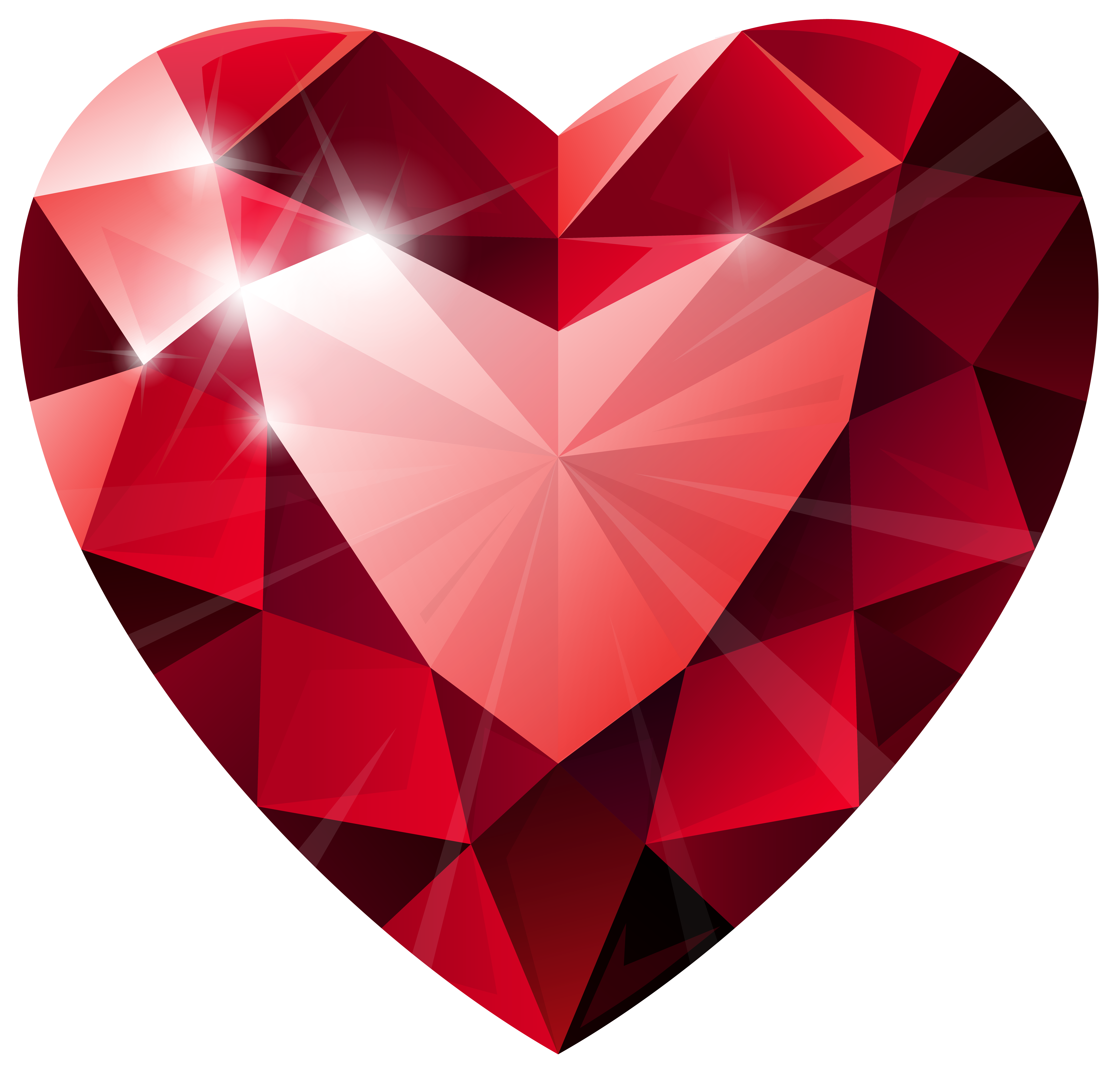 Ruby transparent clipart. Diamond heart png clip