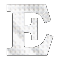 Diamond letter e png. Sticker free download idtech