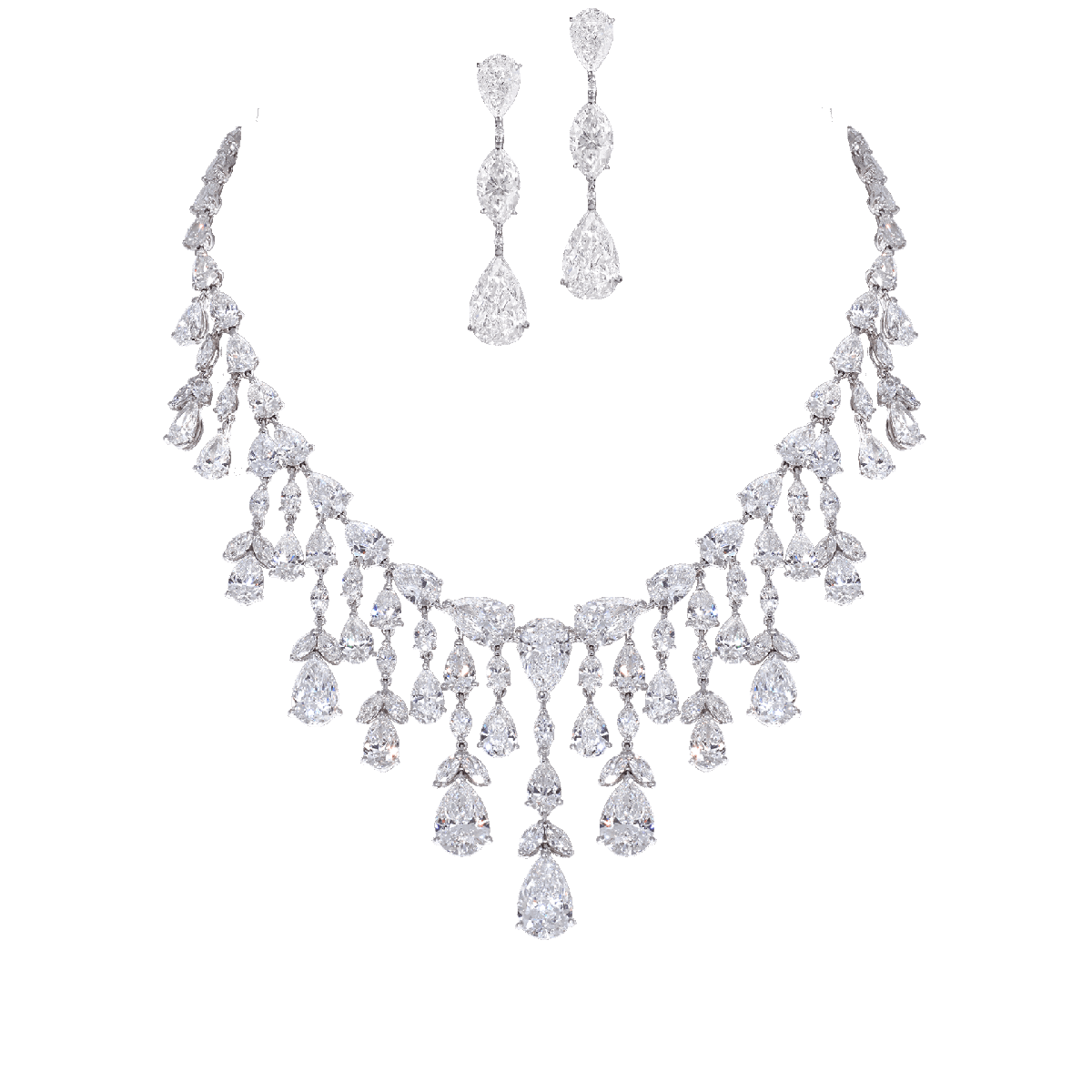 Diamond necklace png images. Free download