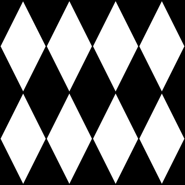 Diamond pattern png. Harlequin clip art at