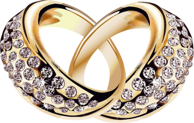 Wedding rings png images. Ring free clipart pictures