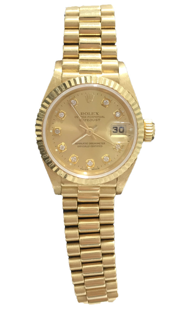Diamond rolex png. Lady datejust with dial