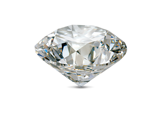 Jewelry clip man. Natural diamonds diamond stone