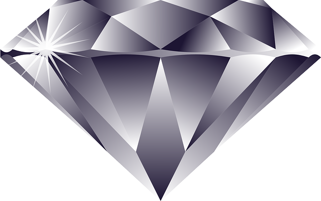 Diamond png images transparent. Gems vector flat design picture free library