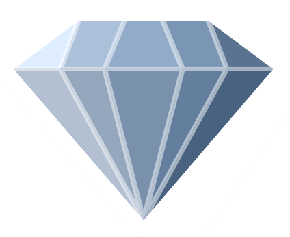 vector diamonds clip art