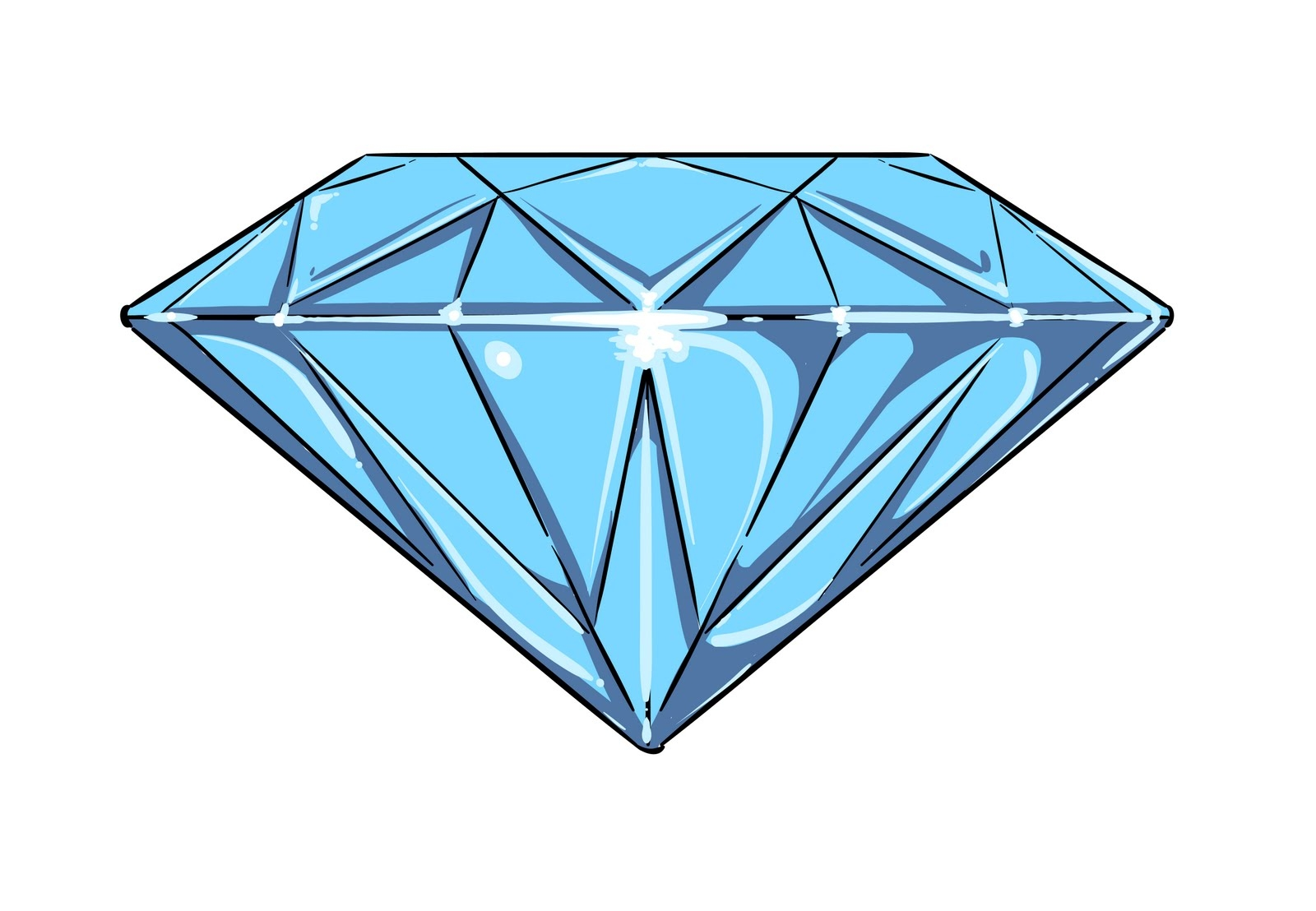 Diamonds clipart clip art. Unique diamond design digital