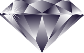 Diamonds clipart clip art. Diamond at clker com