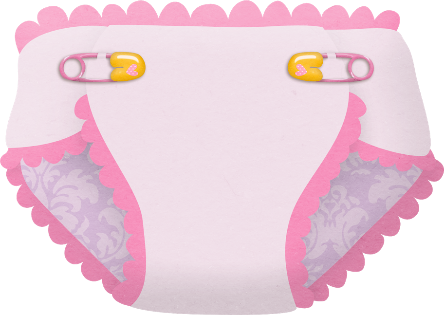 diaper clipart cute diaper