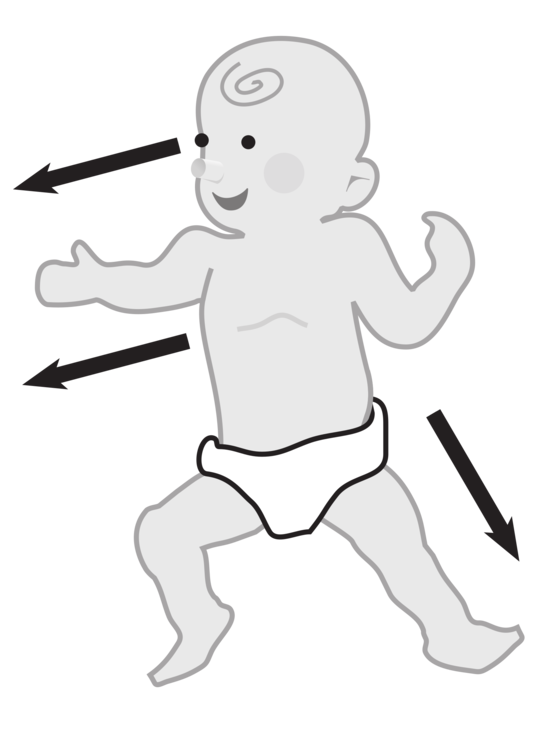 Infant mother child pacifier. Diaper clipart graphic black and white stock