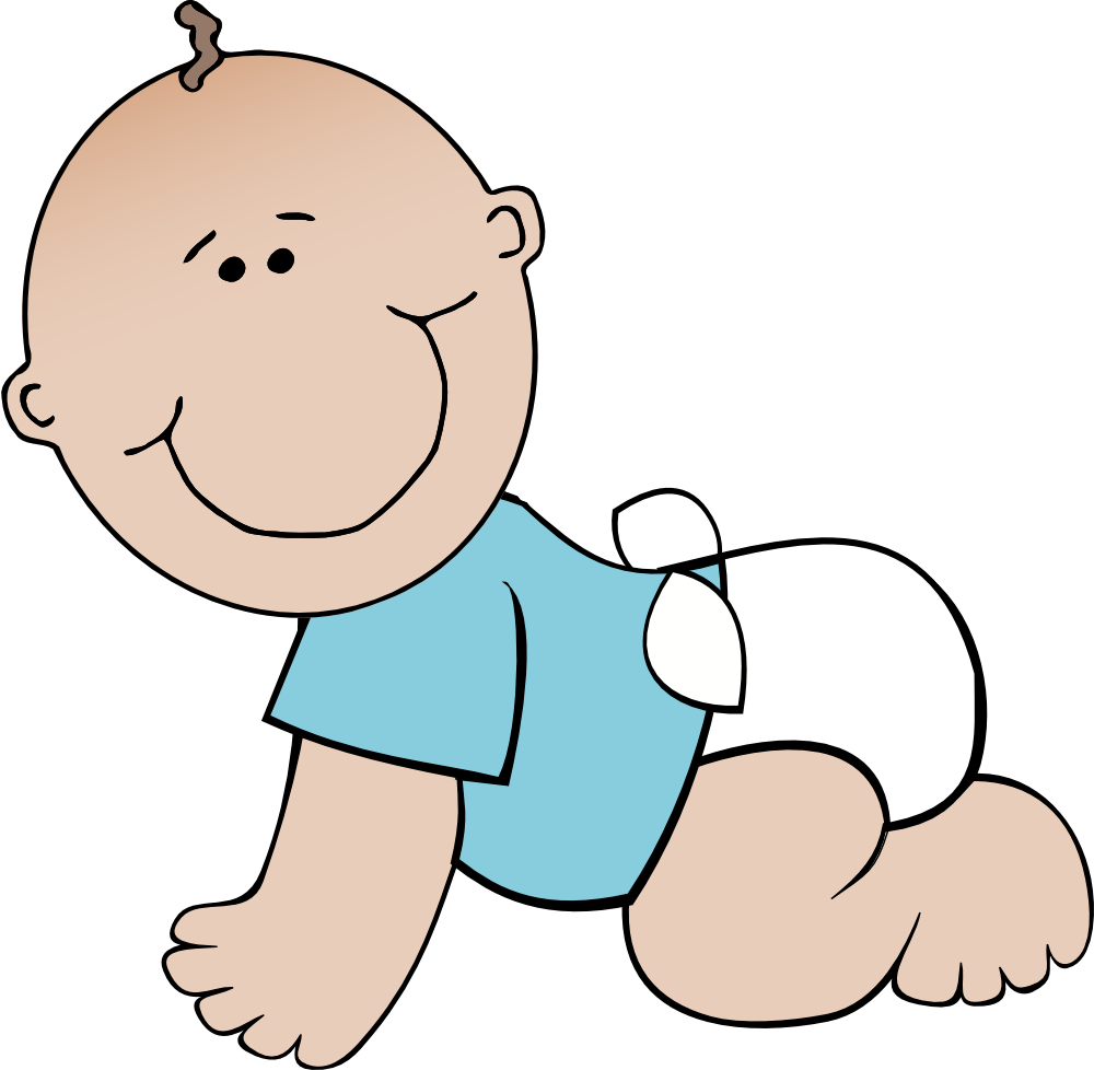 Free baby boy clipart.  clipart royalty free stock