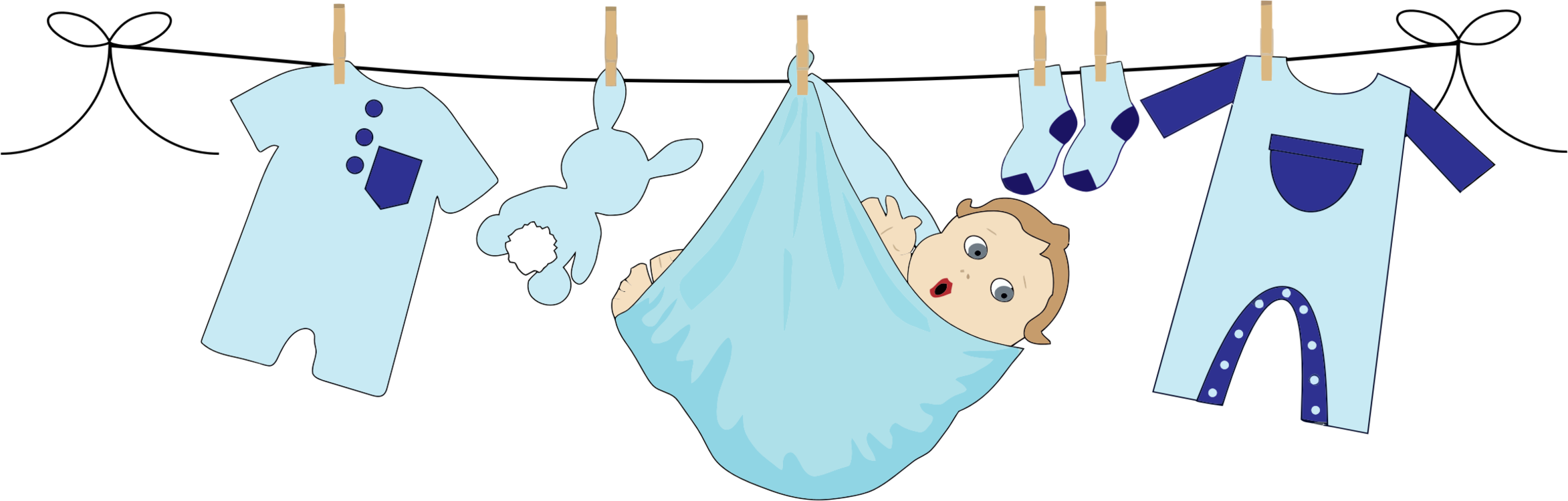 Infant boy child computer. Diaper clipart baby girl clip free