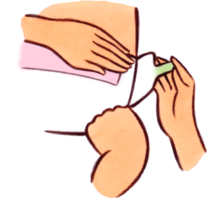 Diaper clipart diaper change. How to prevent leakage