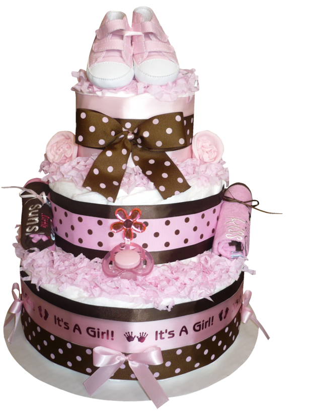 Diaper transparent baby girl. Cake png our angel
