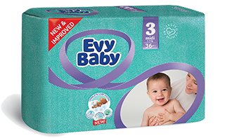 Diaper transparent baby pampers. Choose your evy evybaby