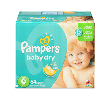 diaper transparent dry