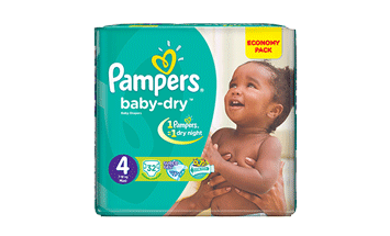 Dry . Diaper transparent baby pampers banner black and white