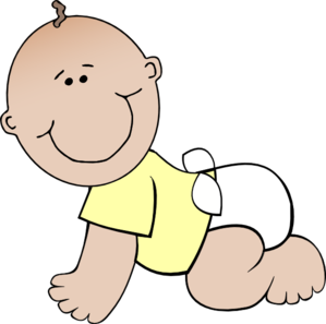 Baby free image clipartix. Diaper clipart cute diaper vector freeuse