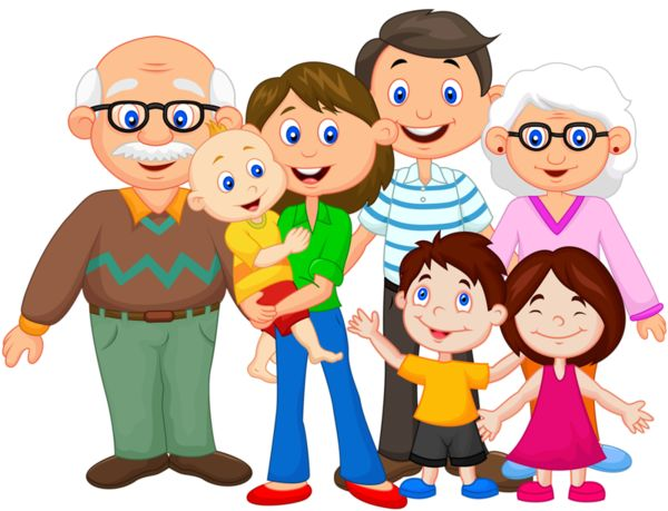 diapers clipart family