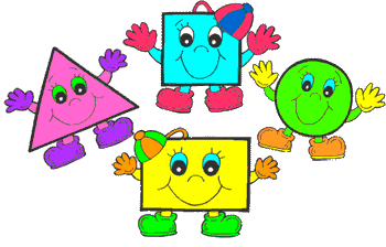 Figuras geometricas colores latest. Dibujos de preescolar a color png jpg black and white download