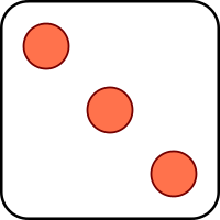 Dice 3 png. File svg wikimedia commons