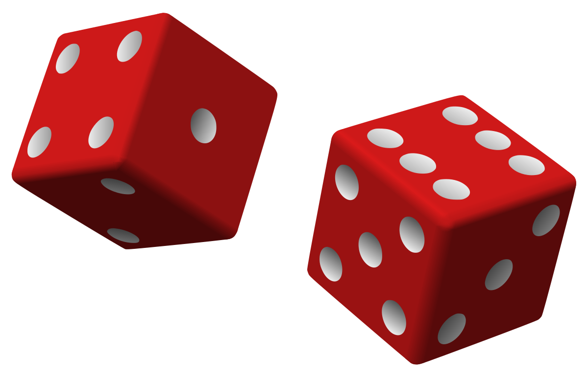 Dice 4 png. Throw review wikipedia