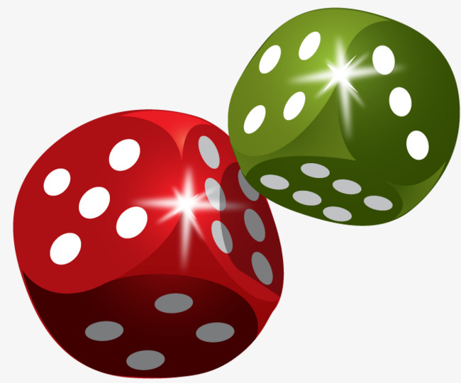 Dice clipart 2 dice. Vector two game png