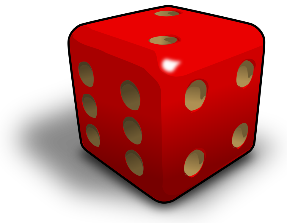 Dice clipart 3d dice. Dado download gambling game
