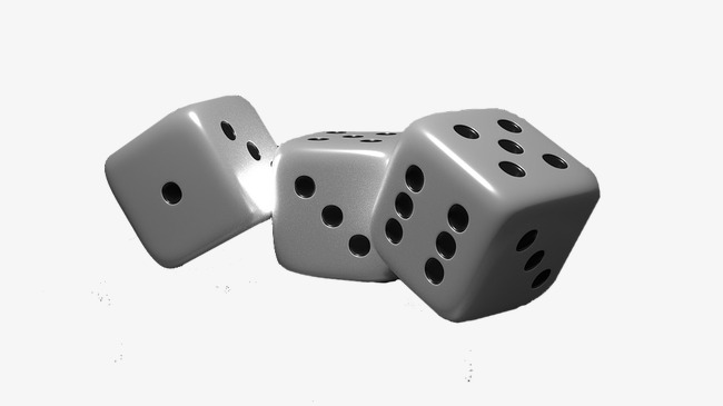 Dice clipart 3d dice. D count gambling