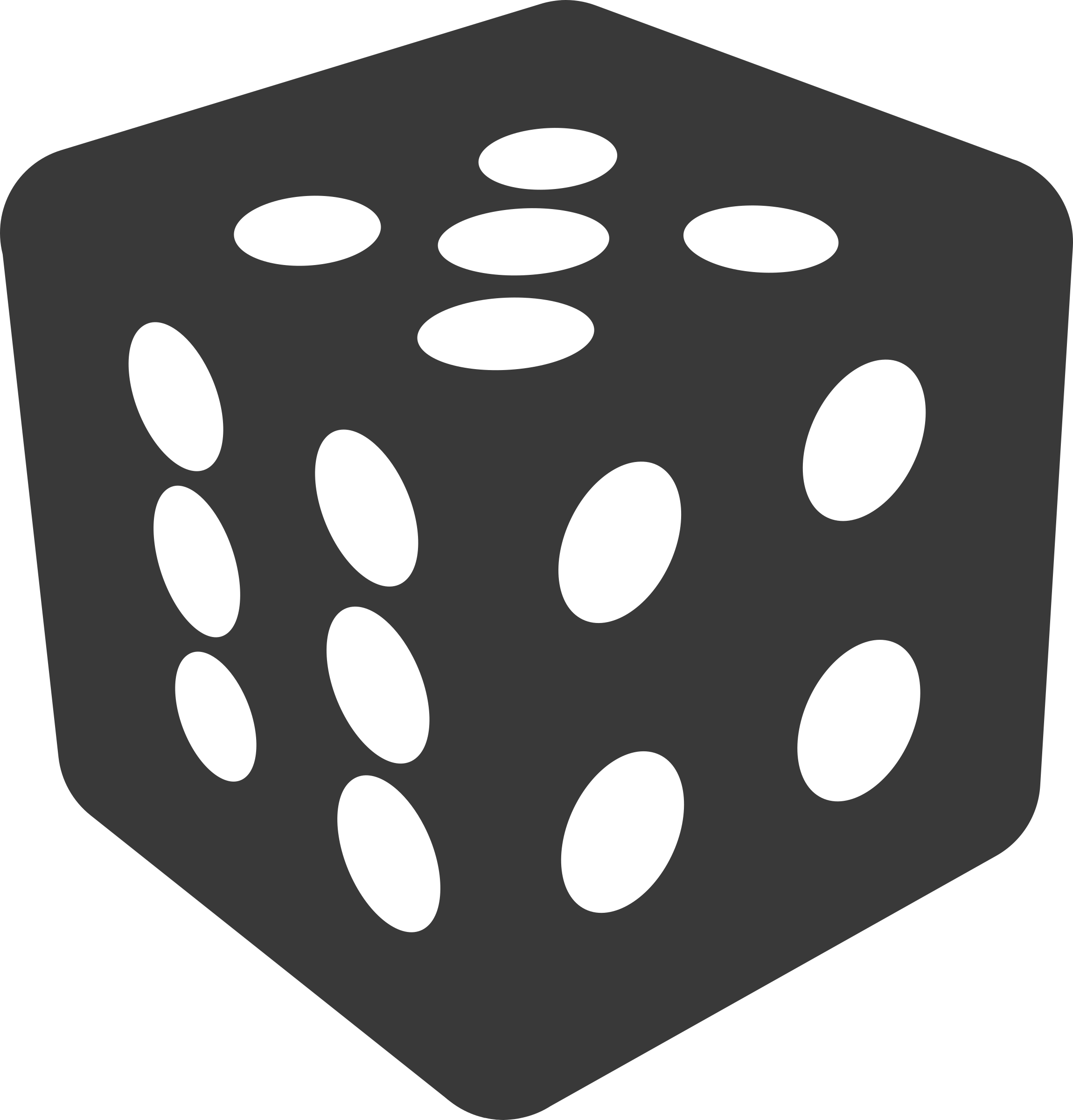 Dice clipart black. Clip arts for free