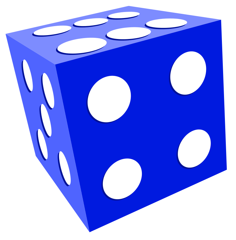 Dice clipart colorful. Free images download clip