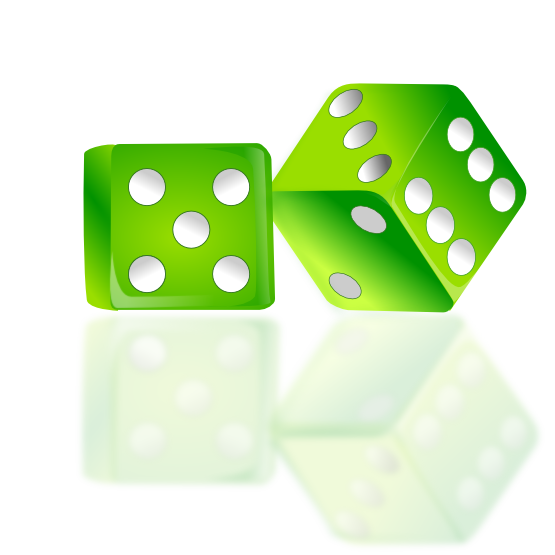 Dice clipart colored dice. Red panda free images