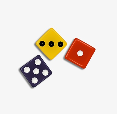 Dice clipart colored dice. Toy color png image