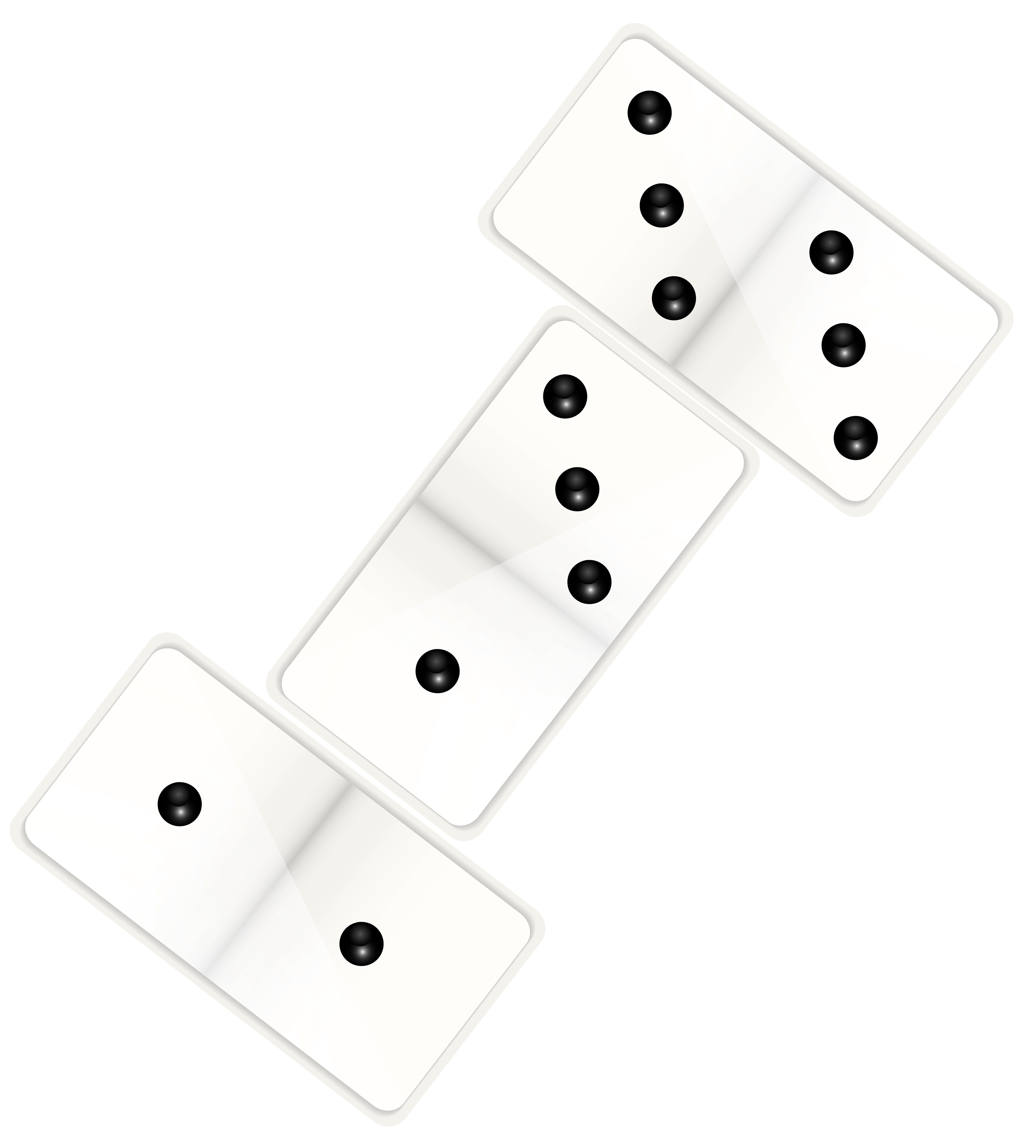 Dice clipart domino. Dominoes pieces png best