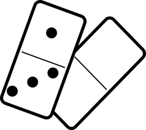 Dice clipart domino. Free dominoes cliparts download