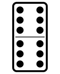 Domino clipart dice. Use this free in