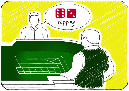 Dice clipart hard object. How to play craps