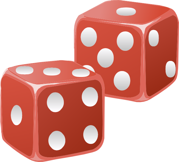 Dice png orange. Clip art at clker