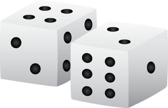 Dice clipart outline. Images gallery for