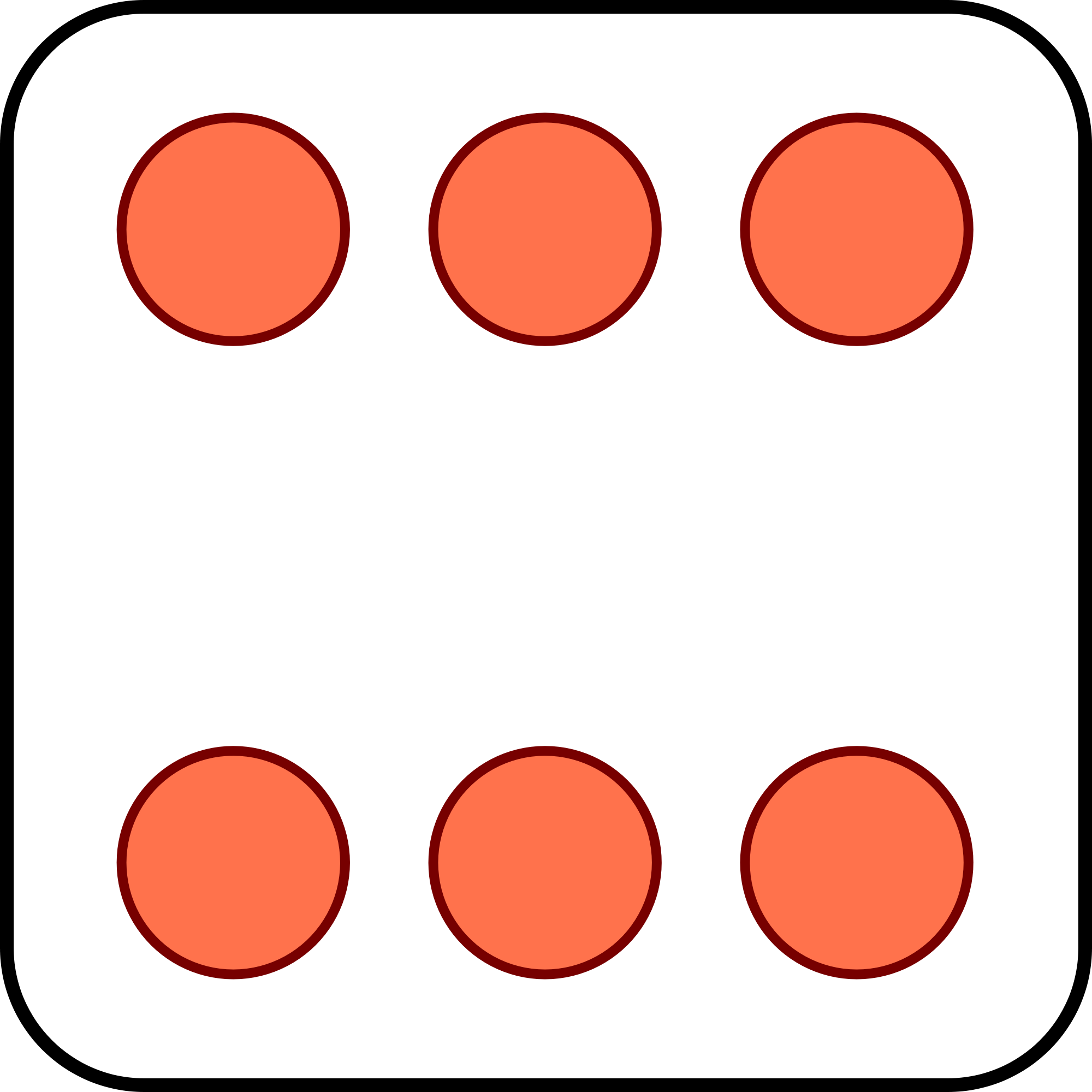Dice faces png. File svg wikimedia commons
