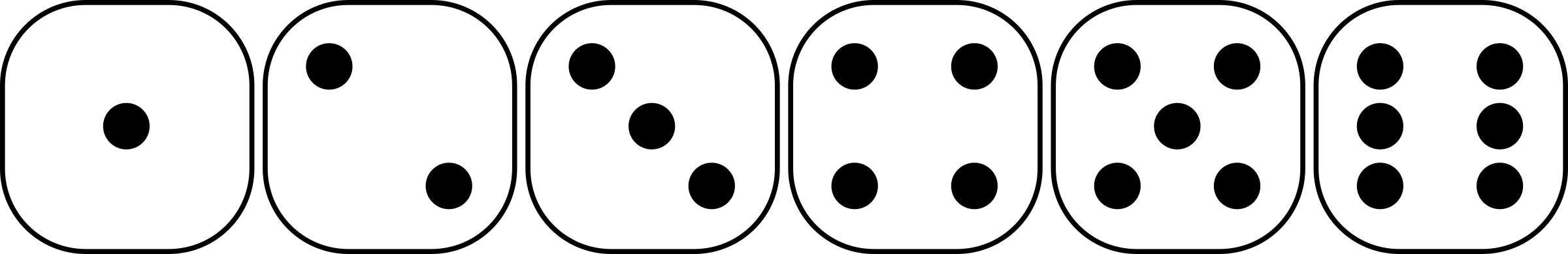 Dice faces png. Clipart sixsided lio