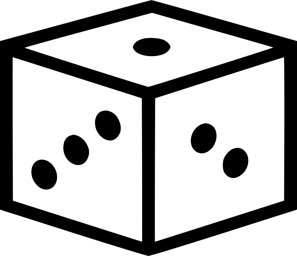 Dice icon png. Svg free download onlinewebfonts