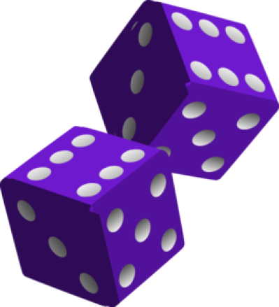 Dice png colorful. Dlpng download image with