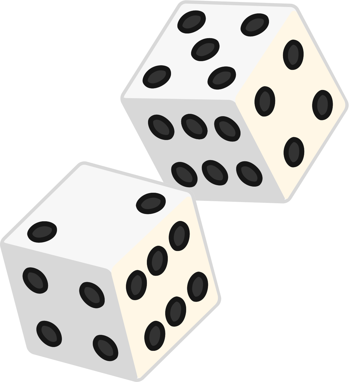 Dice png two.