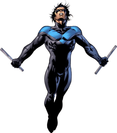 Nightwing render png. By superrenders on deviantart