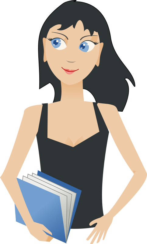 Youth clipart college student. Book free graphics of